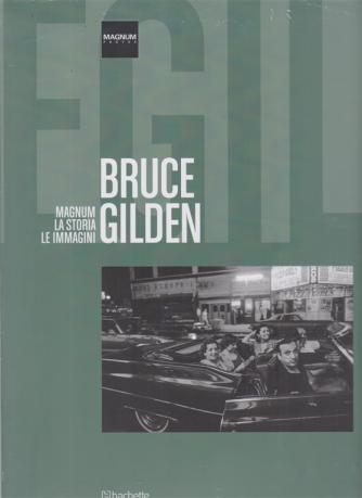 Magnum la storia le immagini - Bruce Gilden - n. 56 - 4/4/2020 - quattordicinale