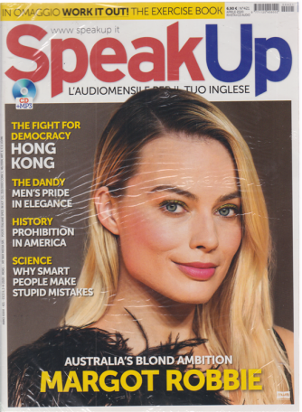 Speak Up - n. 421 - aprile 2020 - rivista + cd audio