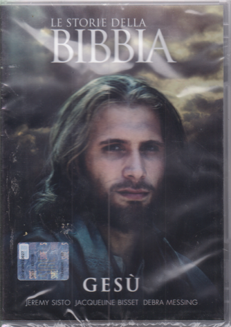 I Dvd Kids di Sorrisi - Le Storie della Bibbia - Gesù - n. 11 - settimanale - 7/4/2020