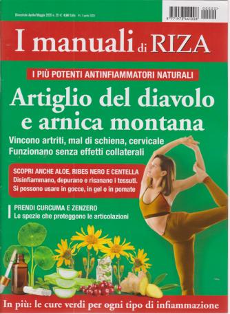I Manuali di Riza -n. 20 - bimestrale - aprile - maggio 2020 -