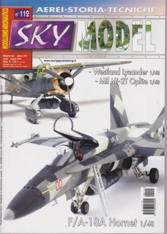 Sky Model - n. 112 - bimestrale - aprile - maggio 2020