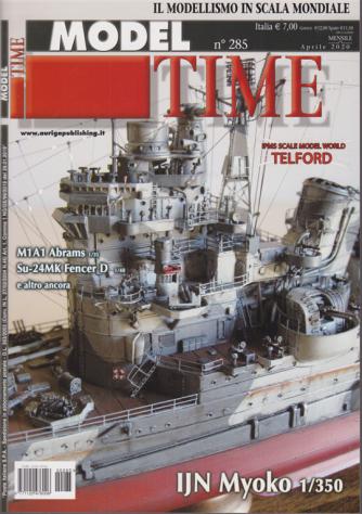 Model Time - n. 285 - mensile - aprile 2020