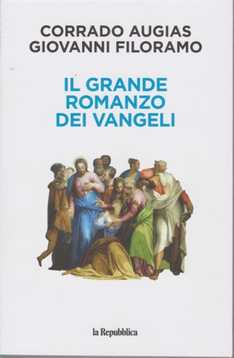Il grande romanzo dei Vangeli - di Corrado Augias Giovanni Filoramo - n. 1