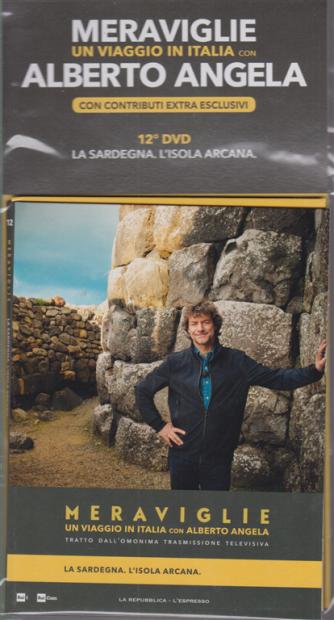 Meraviglie - Un viaggio in Italia con Alberto Angela - 12° dvd - La Sardegna. L'isola arcana