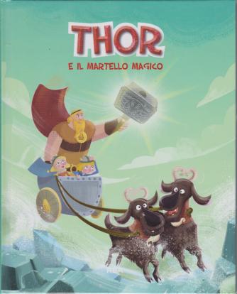 Miti e dei vichinghi - Thor e il martello magico - n. 5 - settimanale - 11/4/2020 - copertina rigida