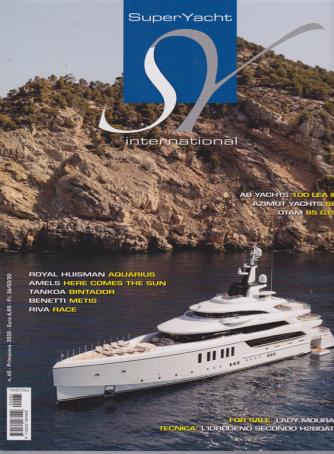 Superyacht International - n. 65 - primavera 2020 - 26/3/2020 -