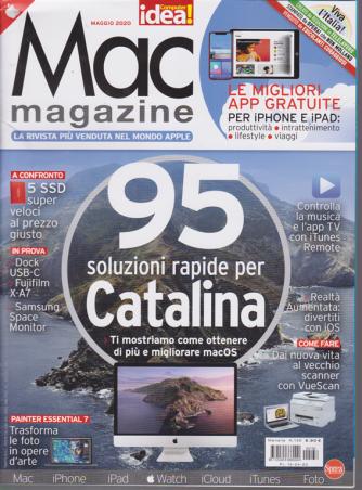 Mac Magazine - n. 136 - mensile - 15/4/2020 -