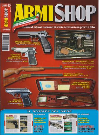 Armi Shop - Annunci Armi - n. 5 - mensile - maggio 2020