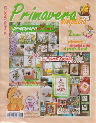 Primavera Simpatia - n. 16 - 25/3/2020 - 2 numeri