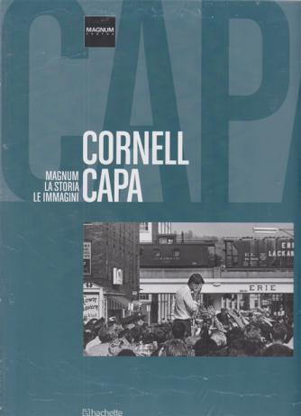 Magnum la storia le immagini - Cornell Capa - n. 57 - 18/4/2020 - quattordicinale