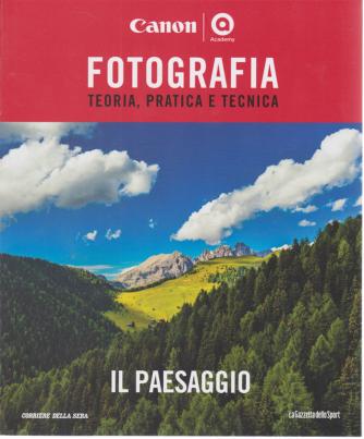 Master Fotografia - Il Paesaggio - n. 4 - settimanale -