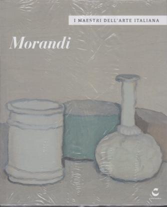 I maestri dell'arte italiana - Morandi - n. 15 - 16/4/2020 - settimanale -