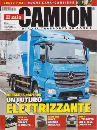 Il Mio Camion - n. 1 - febbraio - marzo 2019 - bimestrale -