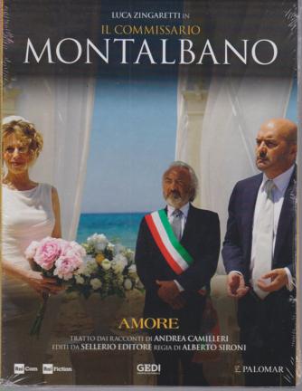 Il commissario Montalbano - Amore - n. 6 - 21 aprile 2020 - settimanale