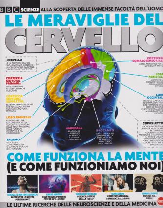 Science World Focus Mega - Le meraviglie del cervello - n. 11 - bimestrale - aprile - maggio 2019