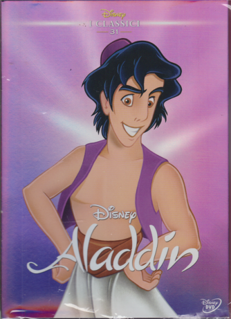 I Dvd di Sorrisi4 - Aladdin - n. 22 - settimanale - 21/4/2020 -