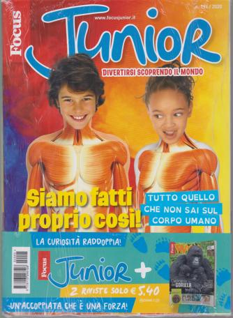 Focus Junior + Focus Wilde - n. 126/2020 - 2 riviste