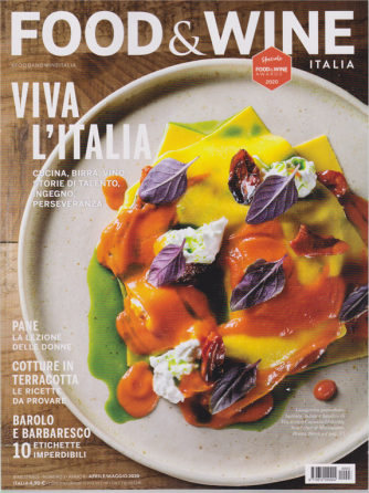 Food & Wine Italia - n. 3 - bimestrale - aprile - maggio 2020 -