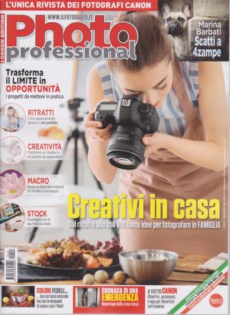 Professional Photo - n. 126 - mensile 24/4/2020 -