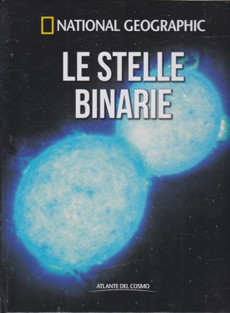 National Geographic - Le stelle binarie - n. 28 - settimanale - 24/4/2020 - copertina rigida