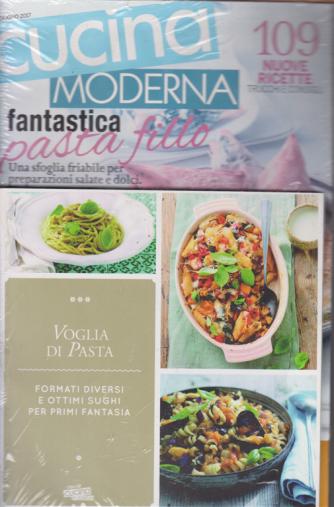 Cucina Moderna + Voglia di pasta - n. 6 - giugno 2017 - mensile - 2 riviste