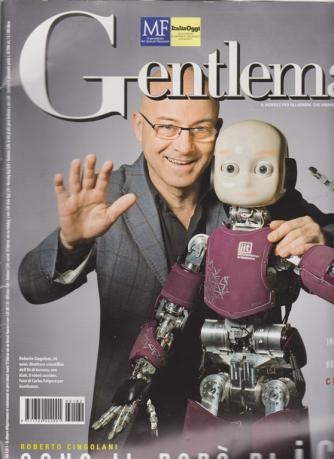 Gentleman - n. 182 - marzo 2016 - mensile
