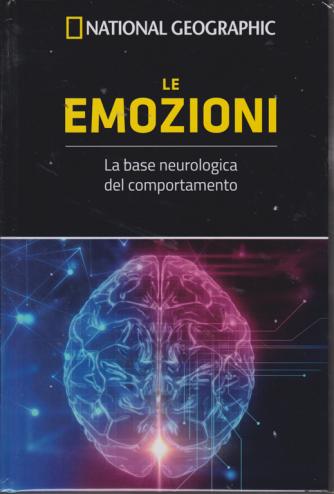 Le Frontiere della scienza - National Geographic - Le emozioni - n. 4 - settimanale - 29/3/2019