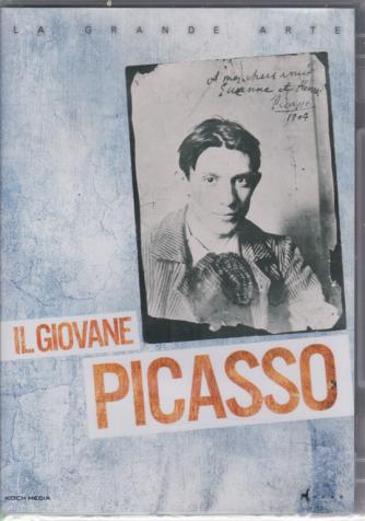 I Dvd di Sorrisi6 - La grande arte - Il giovane Picasso - n. 10 - settimanale - maggio 2020 -