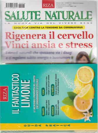 Salute Naturale - + il libro Il fantastico limone - n. 253 - mensile - 25/4/2020 - rivista + libro