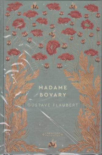 Storie senza tempo - Madame Bovary - di Gustave Flaubert - n. 8 - settimanale - 26/4/2020 - copertina rigida