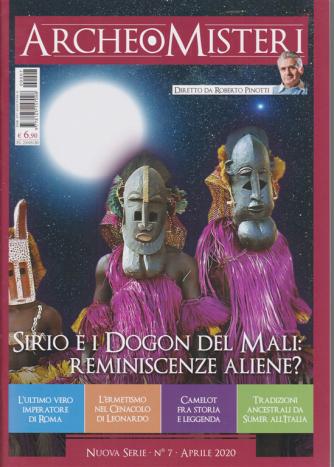 Archeomisteri - n. 7 - aprile 2020 - nuova serie