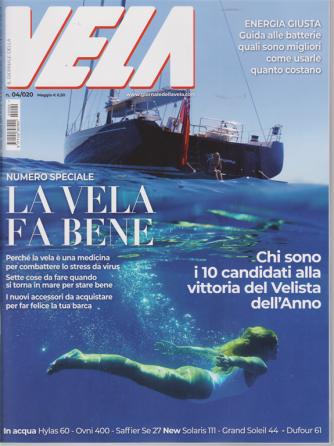 Il giornale della vela - n. 4 - maggio 2020 - mensile