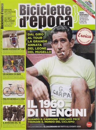 Biciclette D'epoca - n. 43 - bimestrale - maggio - giugno 2020 -