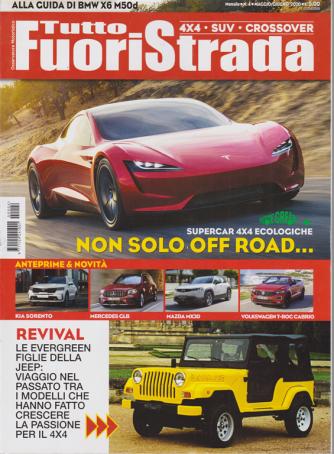 Tuttofuoristrada - Maggio/Giugno 2020 - n. 4 - mensile