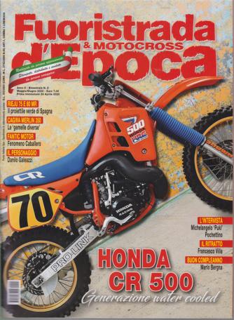 Fuoristrada & Motocross d'Epoca - n. 3 - bimestrale - maggio - giugno 2020