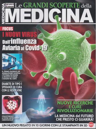 Le grandi scoperte della medicina - n. 1 - bimestrale - maggio - giugno 2020