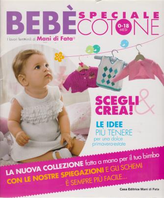 I lavori femminili di Mani di Fata - Bebè speciale cotone - 0-18 mesi - n. 5 - marzo 2012