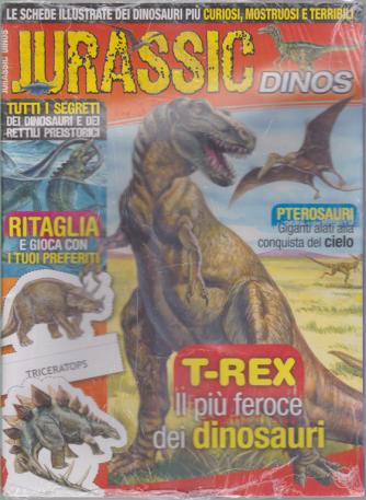 Dinosauri Leggendari - n. 11 - bimestrale - maggio - giugno 2020