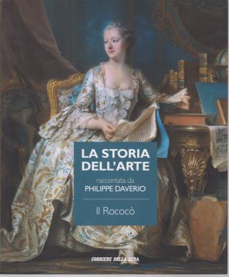 La storia dell'arte raccontata da Philippe Daverio - Il Rococò - n. 14 - settimanale