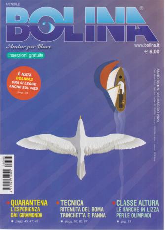 Bolina - n. 385 - maggio 2020 - mensile