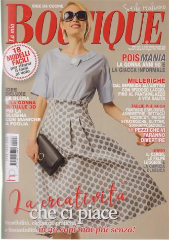 La Mia Boutique stile italiano - n. 6 - maggio - giugno 2020 - mensile