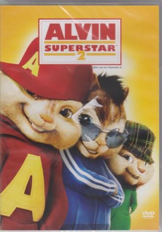 Cinema sotto le stelle - n. 24 - bimestrale /2020 - Alvin superstar -