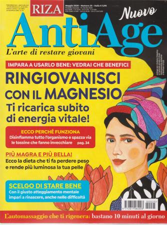 Riza Antiage - n. 25 - maggio 2020 - mensile