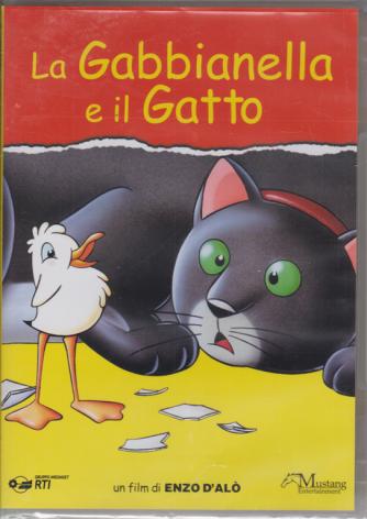 I Dvd Kids di Sorrisi - La Gabbianella e il Gatto - n. 13 - 5/5/2020 -