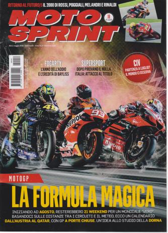 Motosprint - n. 18 - settimanale - 5/11 maggio 2020 -