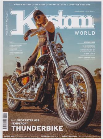 Kustom World - n. 59 - aprile - maggio 2020 - bimestrale