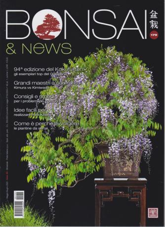 Bonsai & news - n. 179 - maggio - giugno 2020 - bimestrale -