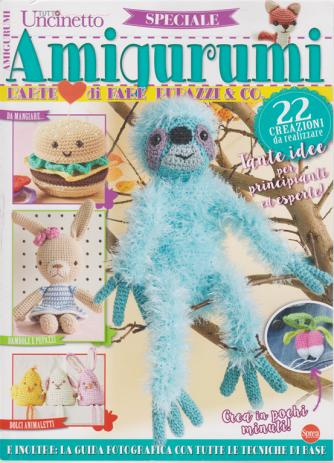 Tutto Uncinetto Speciale Amigurumi - n. 7 - bimestrale - maggio - giugno 2020 -