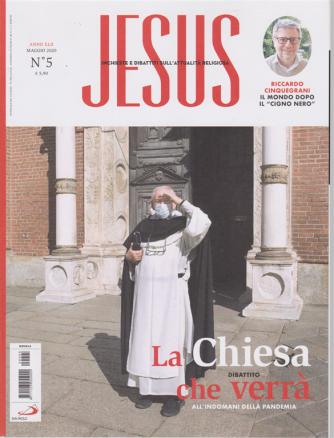 Jesus - n. 5 - maggio 2020 - mensile