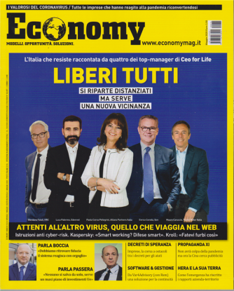 Economy - n. 34 - maggio 2020 - mensile
